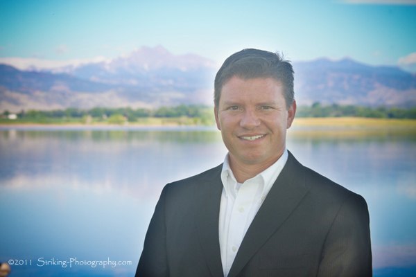 Boulder Longmont Colorado professional headshot photographers