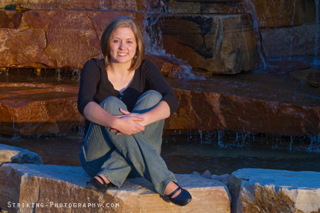 Boulder high school senior portrait pictures colorado