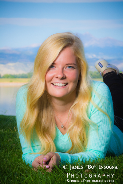 Photographers Longmont Colorado Senior Portraits