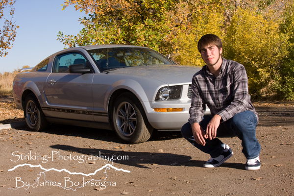 Longmont Photographers Senior Portraits