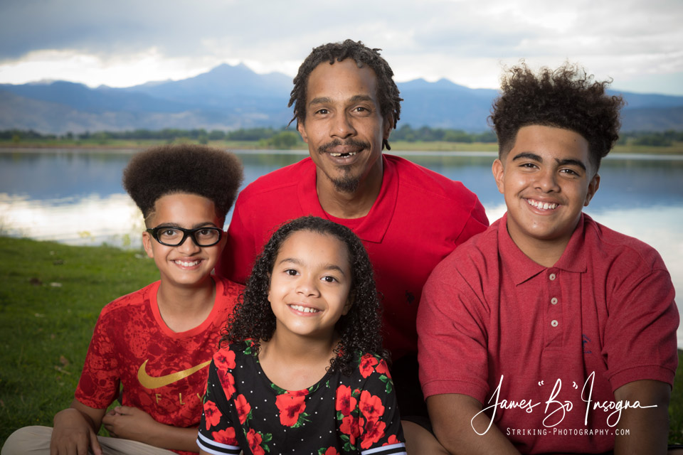 family portraits longmont