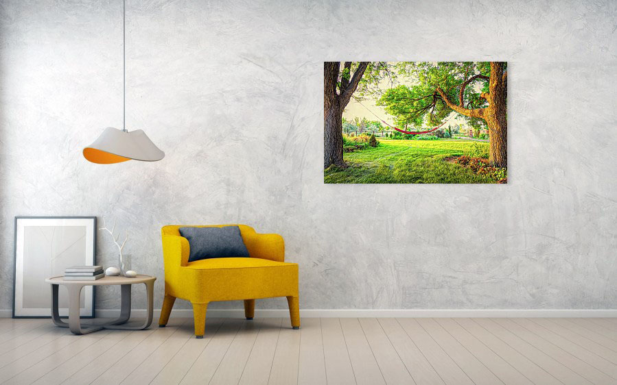 Cozy Lazy Afternoon Canvas Print